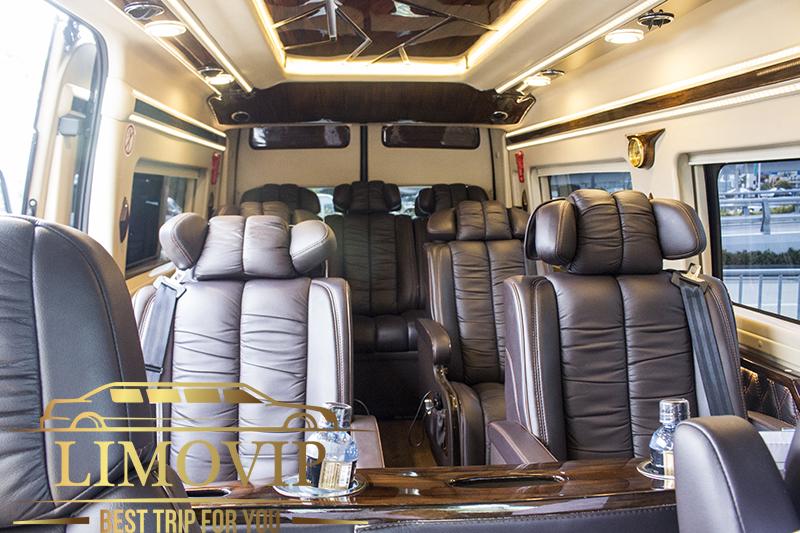 Thuê Xe Limousine 9 Chỗ Đi Vũng Tàu - Giá Rẻ 2020 - [0888.042.069]
