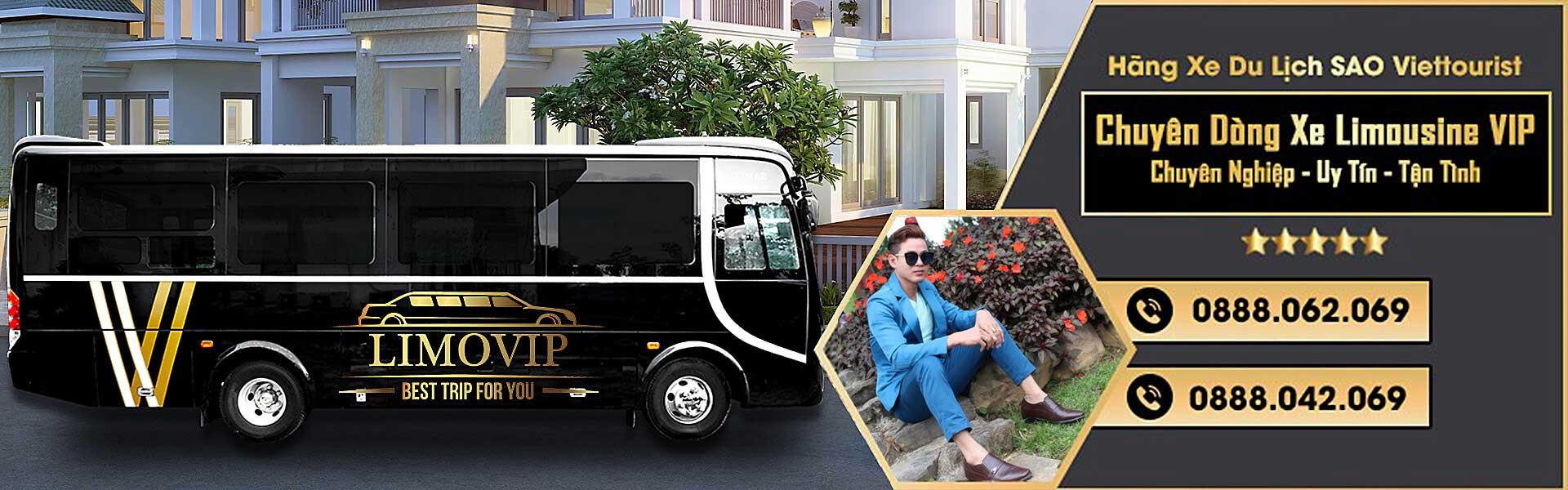 Thuê Xe Limousine Cao Cấp Giá Rẻ Tại TPHCM - Hãng Xe LIMOVIP