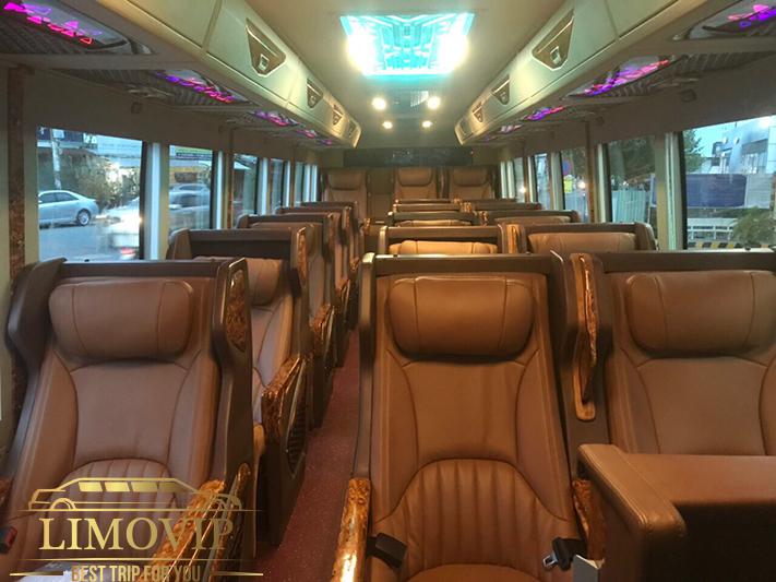 Cho Thuê Xe Limousine Giá Rẻ Tại TPHCM - Hãng Xe LIMOVIP